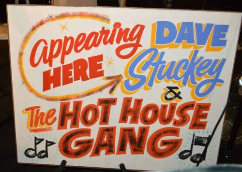 HOT HOUSE GANG two