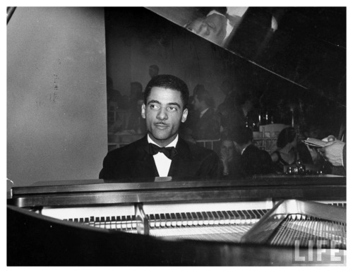 Teddy Wilson, 1937, New York, LIFE magazine