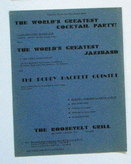 WGJB Hacket flyer