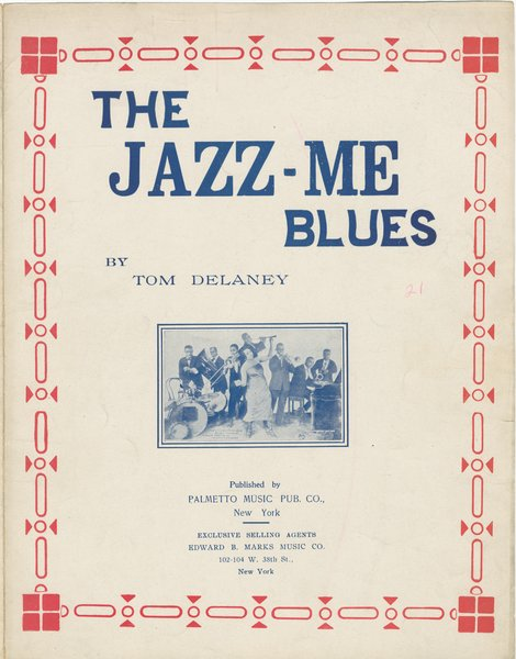 JAZZ ME BLUES