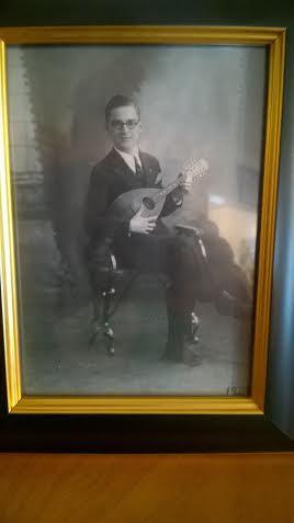 My father, circa 1928