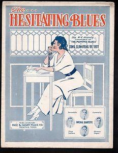 Hesitating Blues