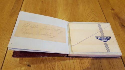 LOUIS UK autograph page 5