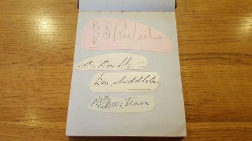 LOUIS UK autograph page 7