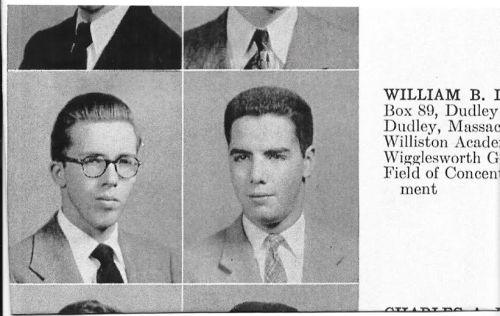 BILL DUNHAM 1952