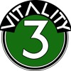 VITALITY THREE logo