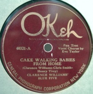 CAKE Okeh