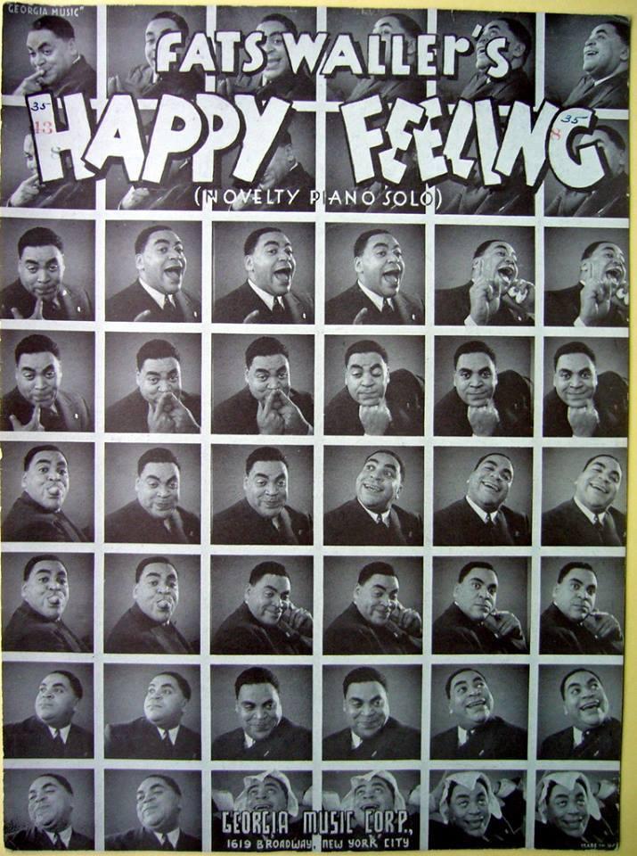 FATS WALLER'S HAPPY FEELING