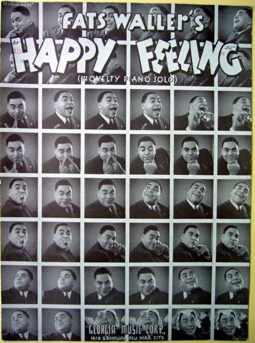 FATS WALLER'S HAPPY FEELING
