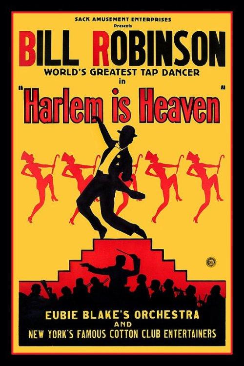 HARLEM HEAVEN poster