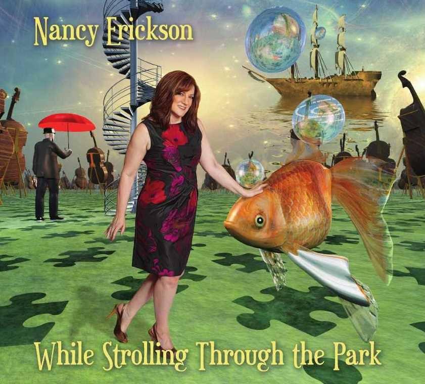 Nancy Erickson cover