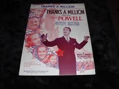 THANKS A MILLION 2