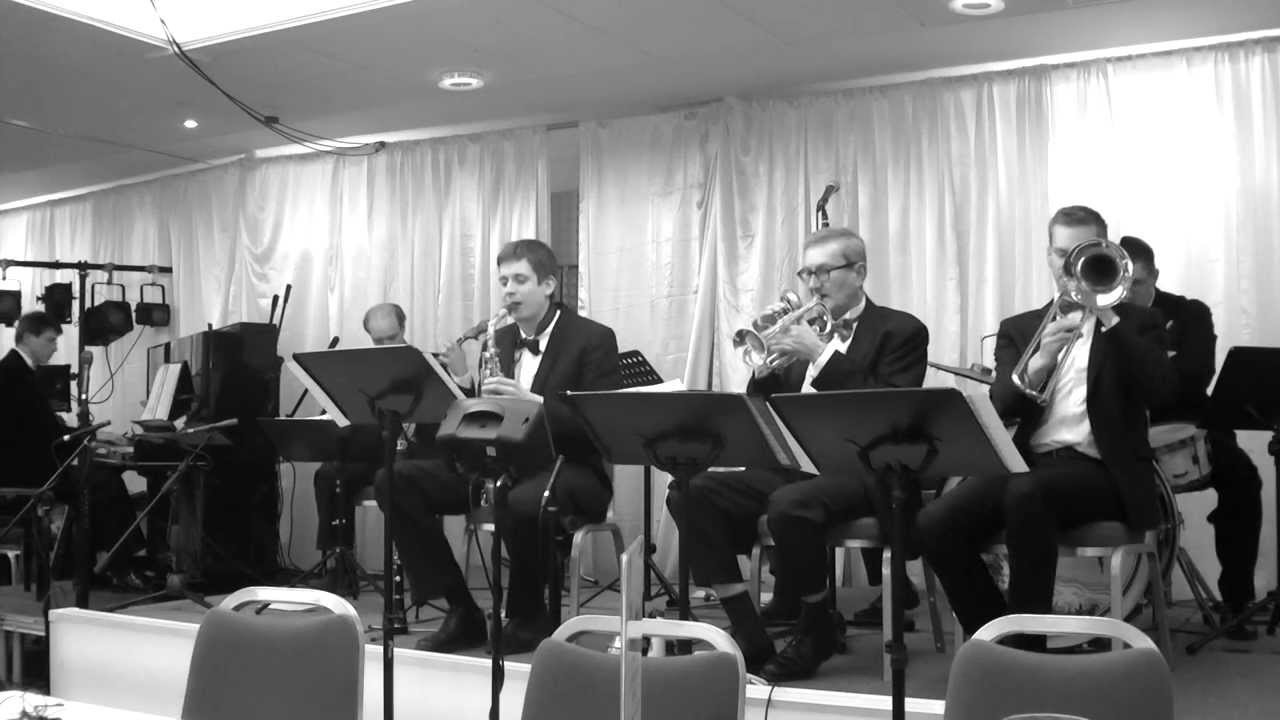 The Union Rhythm Kings at the 2013 Whitley Bay Classic Jazz Party