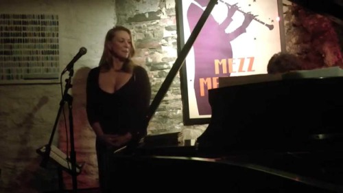 Barbara Rosene at Mezzrow