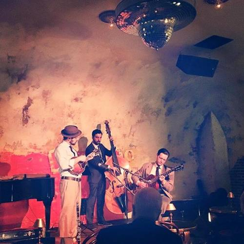 Trio at The Django