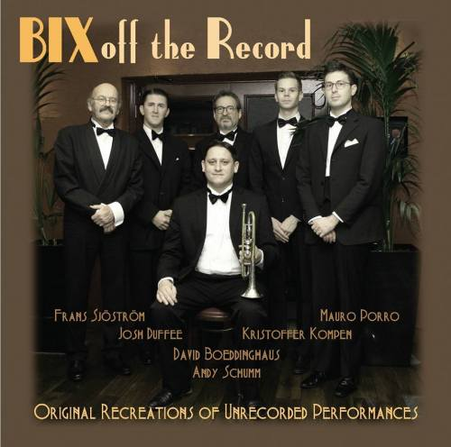BIX OFF THE RECORD