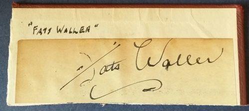 FATS autograph 4 16