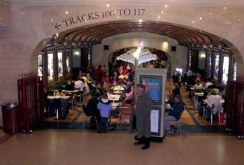 Grand Central dining