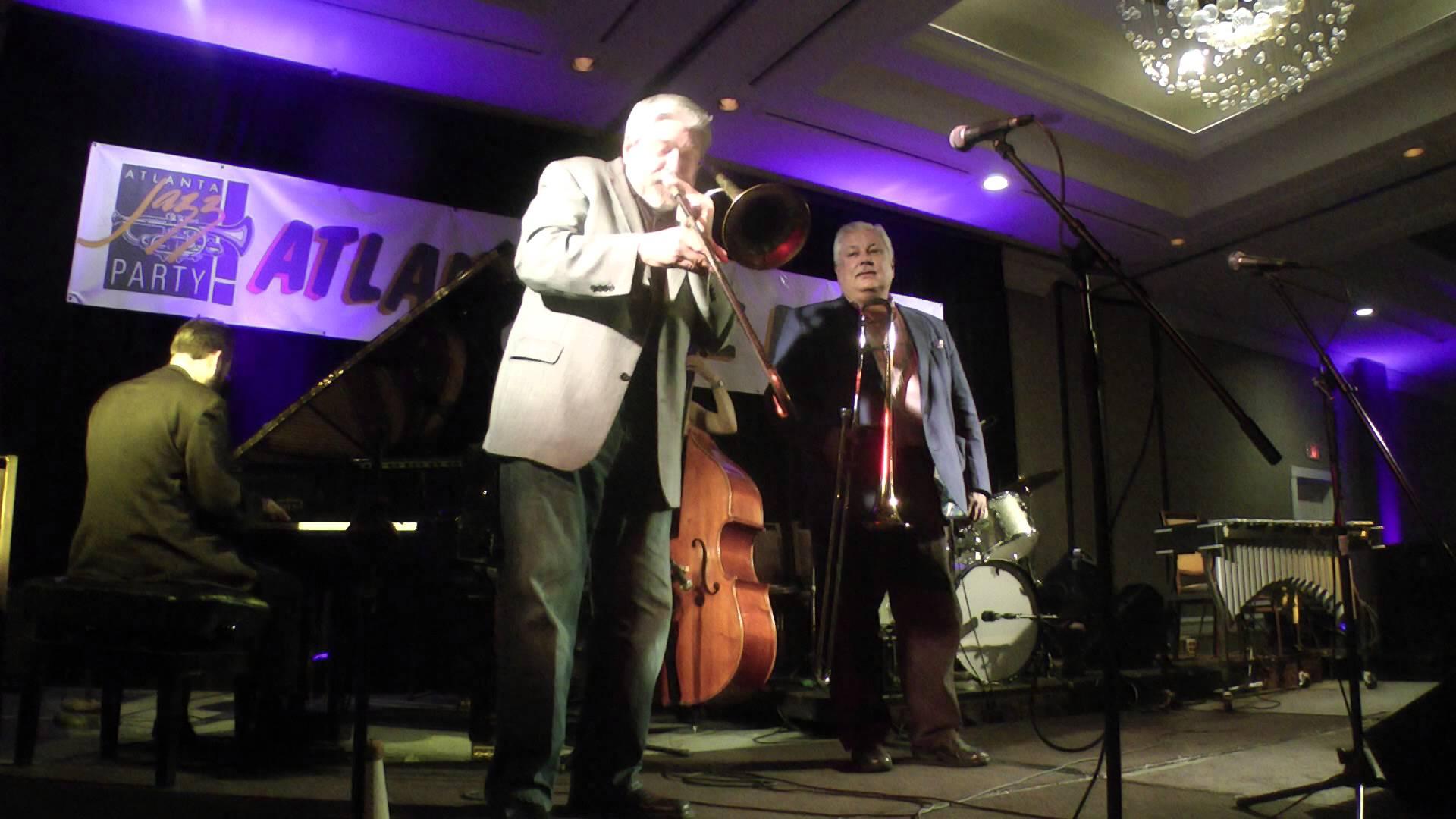 Russ and Dan at Atlanta