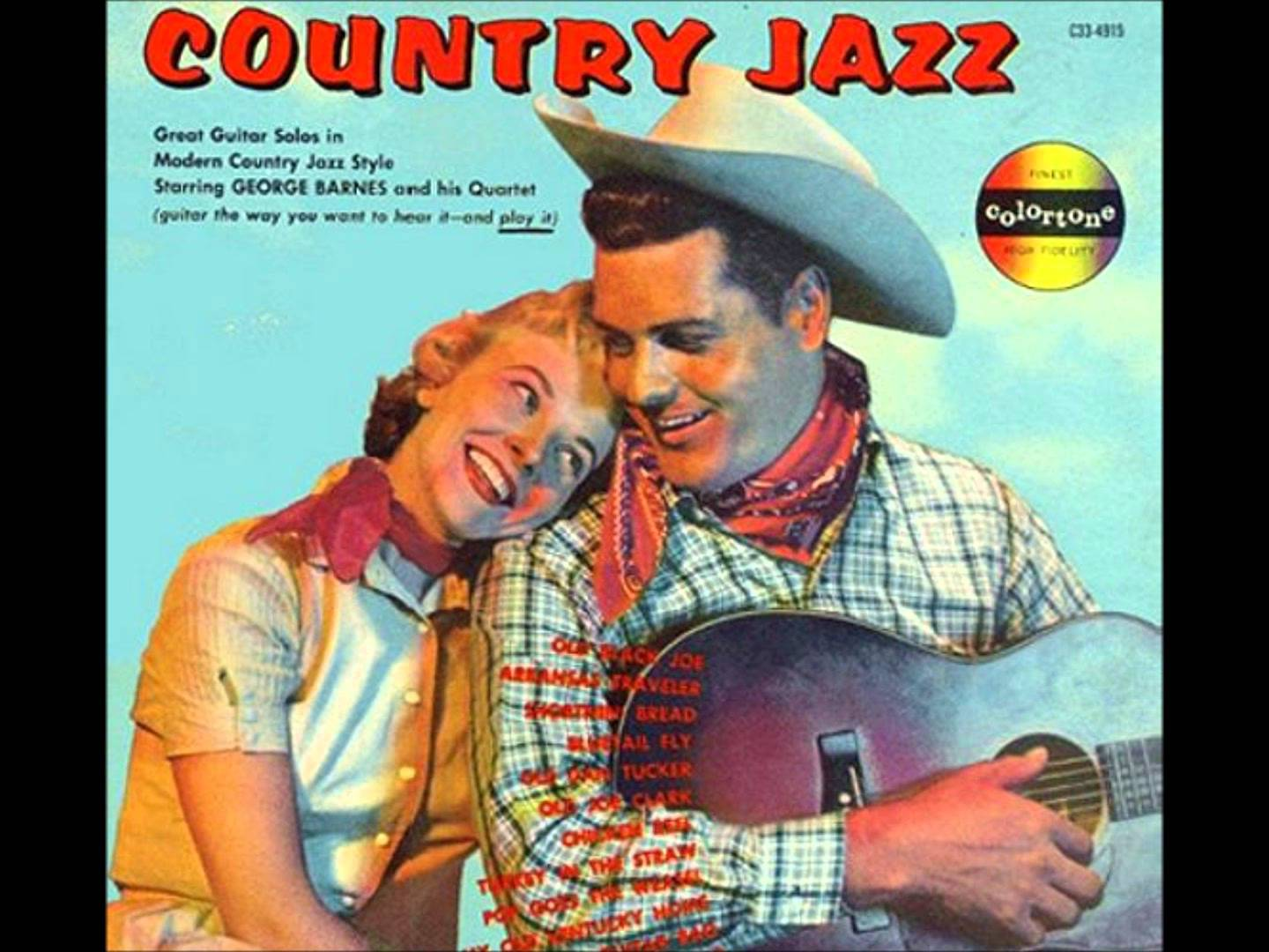 George Barnes Country JAzz