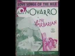 LOVE SONGS OF THE NILE cover