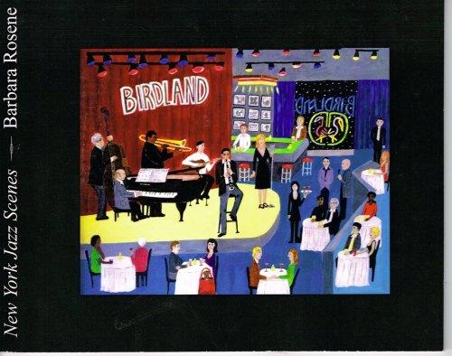Rosene Birdland booklet