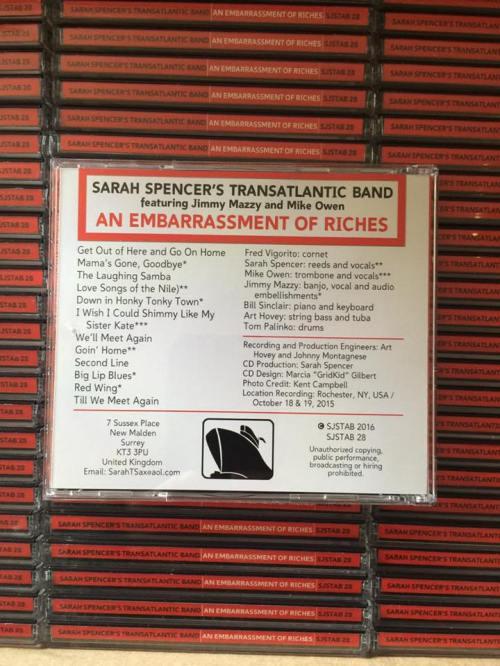 SARAH CD 2