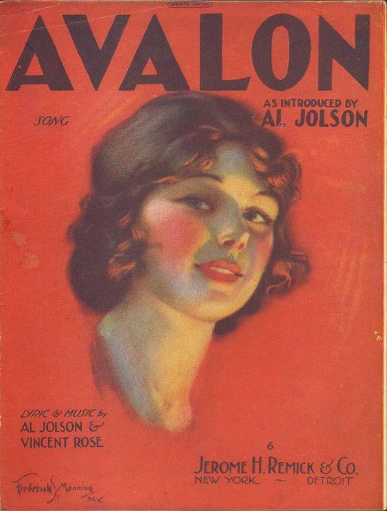 AVALON sheet