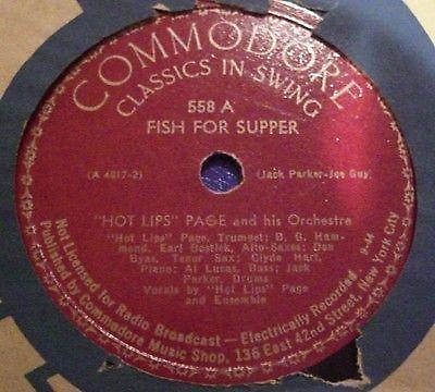 FISH FOR SUPPER 78