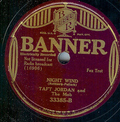TAFT Night Wind Banner