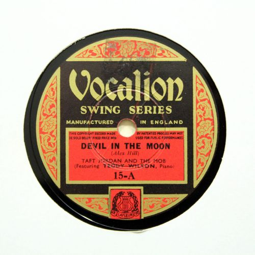 TAFT Vocalion Devil