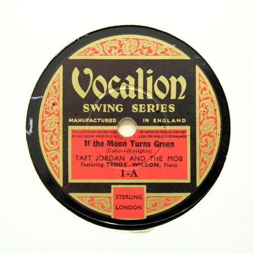 TAFT Vocalion Green