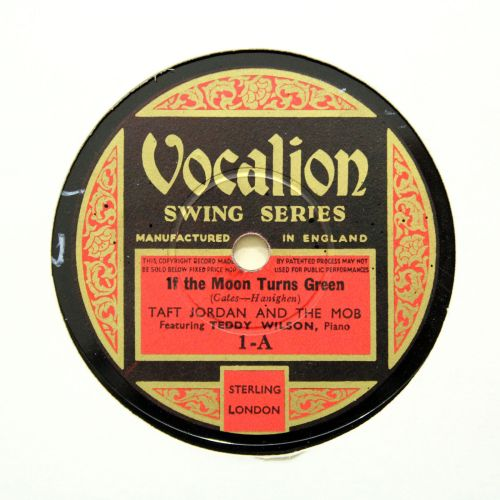TAFT Vocalion Green