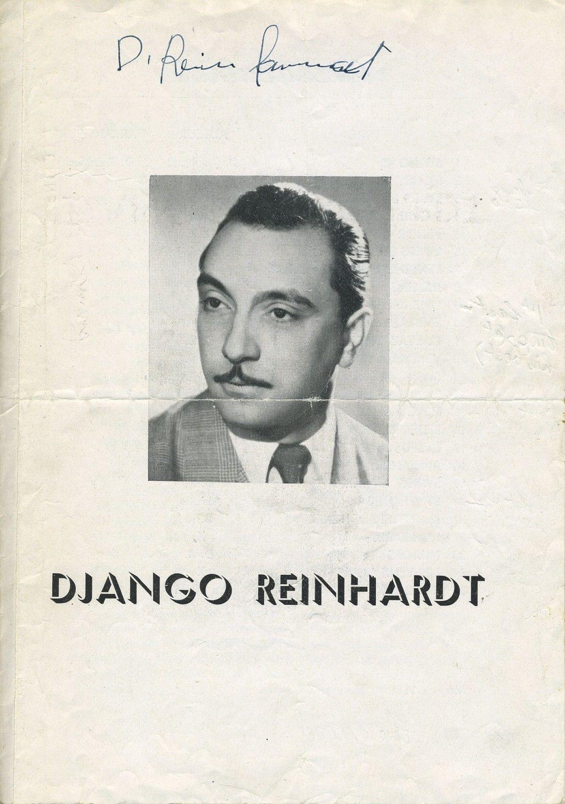 7 16 DJANGO autograph
