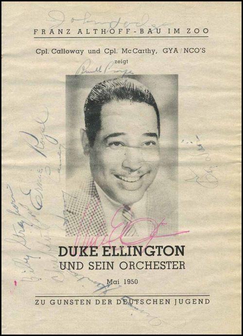 7 16 DUKE 1950