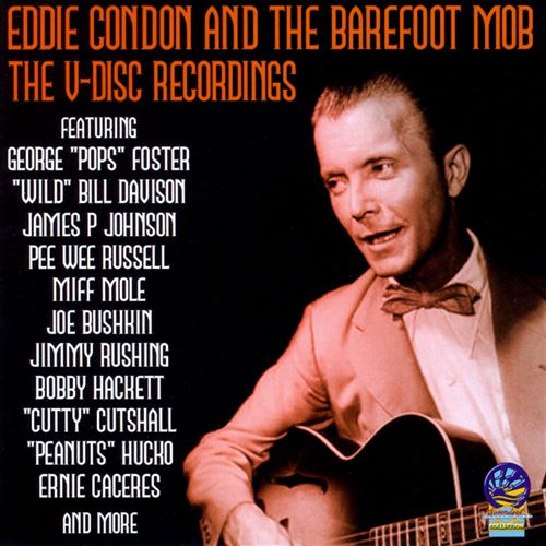 EDDIE CONDON V-DISC CD