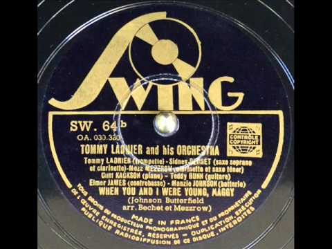 MAGGIE Swing label