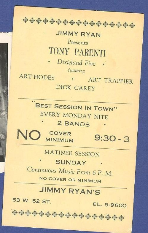 tony-parenti-at-ryans-1949