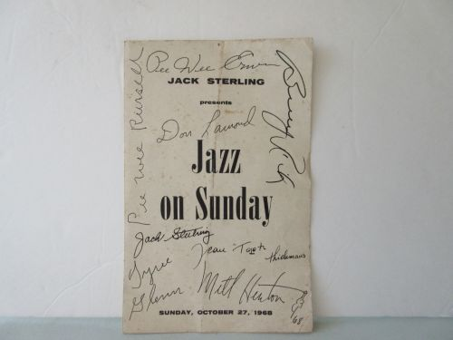 jazz-on-sunday-cover