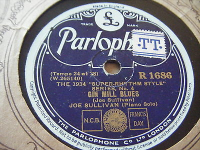 joe-sullivan-gin-mill-blues-honey