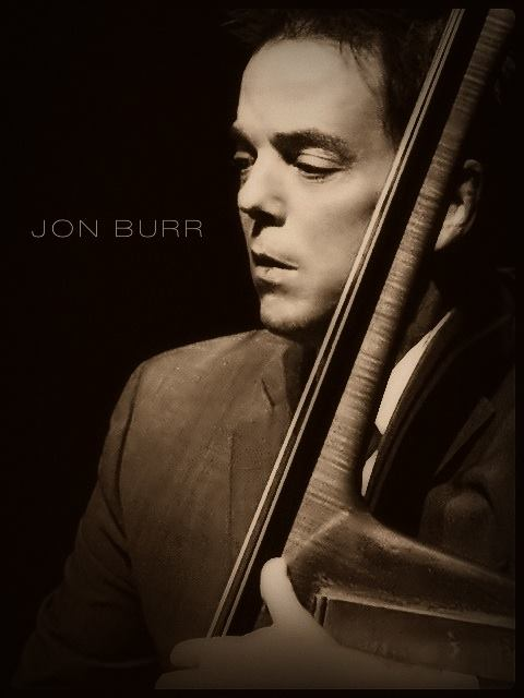 Jon Burr. Photo by Koko Burr.